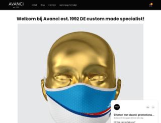 avanci.nl screenshot