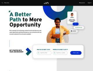 avaniriversidemall.job.com screenshot
