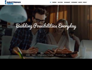 avanitechsolutions.com screenshot