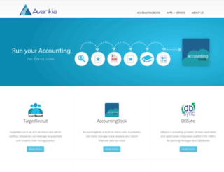 avankia.com screenshot