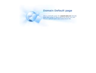 avansis-dev.ch screenshot