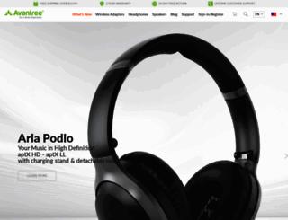 avantalk.com screenshot