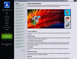 avantbrowser.com screenshot