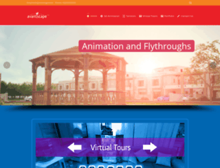 avantscape.com screenshot