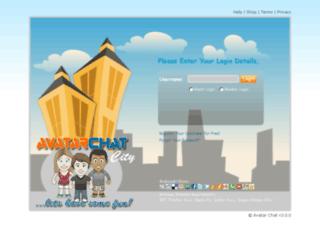 avatar-chat.net screenshot
