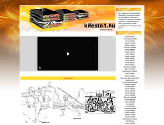 avatar-kifestok.kifesto1.hu screenshot