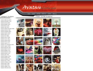avatareselecte.com screenshot