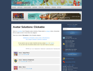 avatars.thedailyneopets.com screenshot