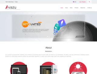 avazu.net screenshot