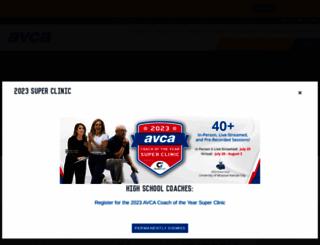 avca.org screenshot
