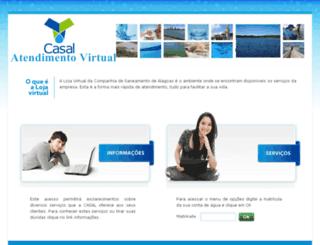 avcasal.procenge.com.br screenshot
