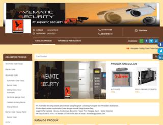 avematic.indonetwork.co.id screenshot