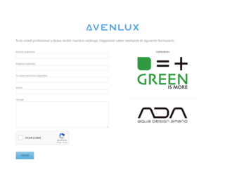 avenlux.com screenshot