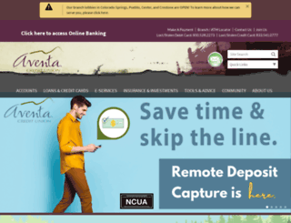 aventa.com screenshot