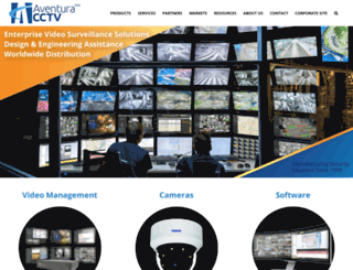 aventuracctv.com screenshot