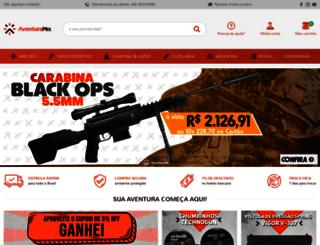 aventuramix.com.br screenshot