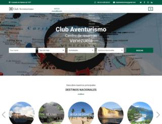aventurismo.com screenshot