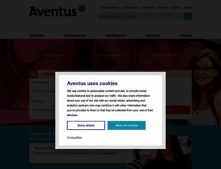 aventus.nl screenshot