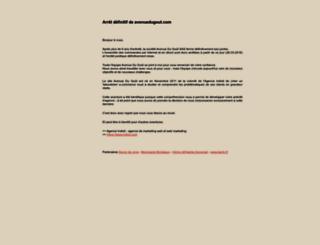 avenuedugout.com screenshot