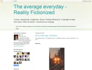 average-everyday.blogspot.fr screenshot