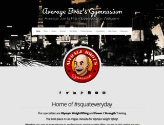 averagebroz.com screenshot
