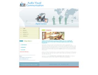avervisionindia.com screenshot