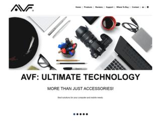 avf.com.my screenshot