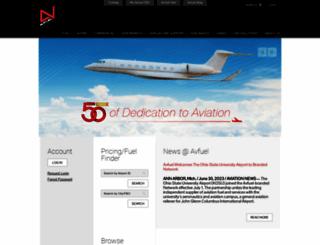 avfuel.com screenshot