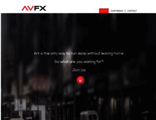 avfx.org screenshot