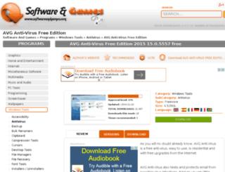 avg-anti-virus-free-edition.10001downloads.com screenshot