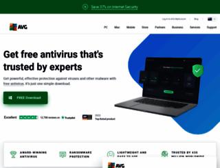 avg.com.au screenshot