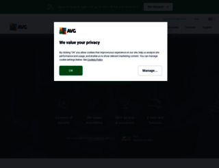 avgfree.com screenshot