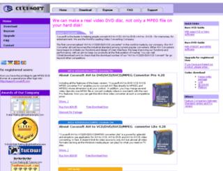 avi-to-dvd.com screenshot