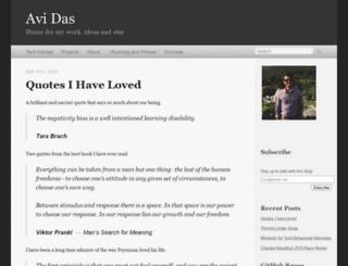 aviadas.com screenshot