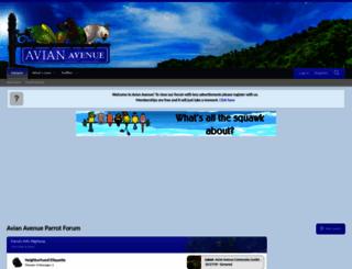 avianavenue.com screenshot