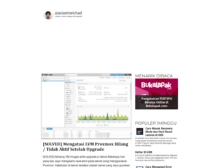 aviantorichad.com screenshot