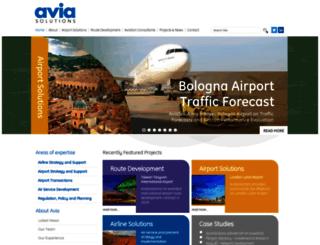 aviasolutions.com screenshot