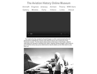 aviation-history.com screenshot