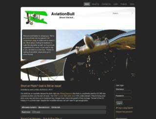 aviationbull.com screenshot