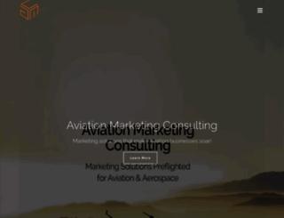 aviationmarketingconsulting.com screenshot
