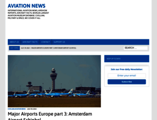 aviationnews.eu screenshot