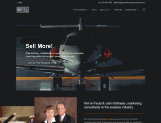 aviationsalestraining.com screenshot