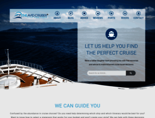 avidcruiser.com screenshot