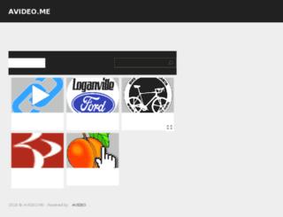 avideo.me screenshot