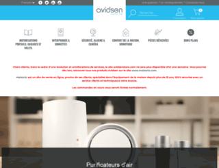 avidsenstore.com screenshot