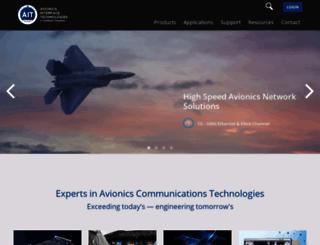 aviftech.com screenshot