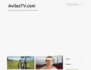 avilestv.com screenshot