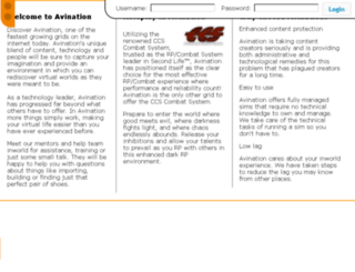avination.com screenshot