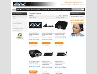 avindemand.com screenshot
