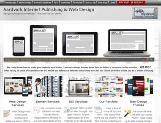 avip.com.au screenshot